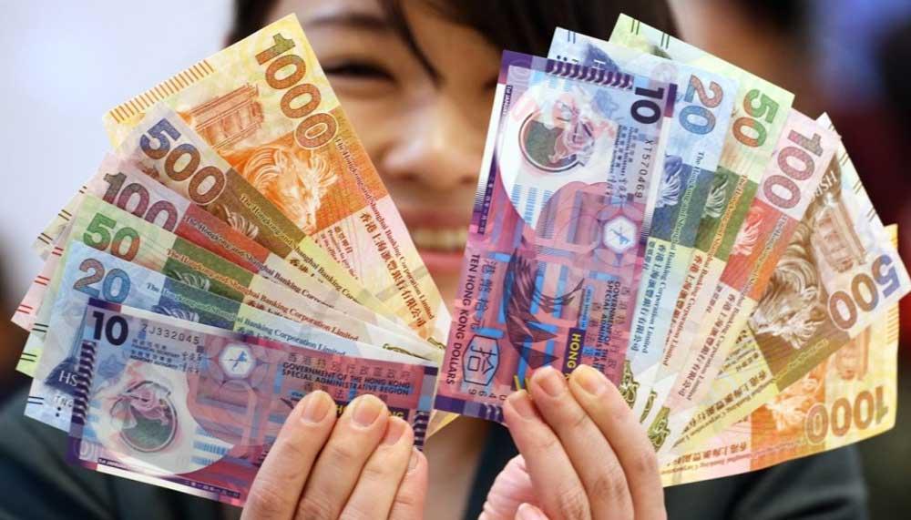 Гонконгський долар до гривні Запоріжжя