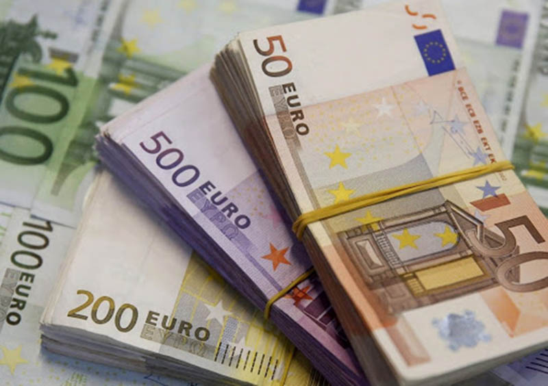Курс євро Запоріжжя