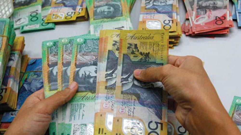 Австралійський долар обмін