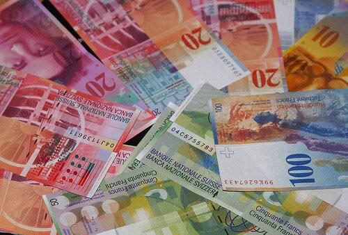 Курс франка в Запоріжжі
