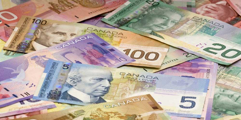 Купити канадський долар в Запоріжжі
